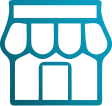 Boutique agency icon
