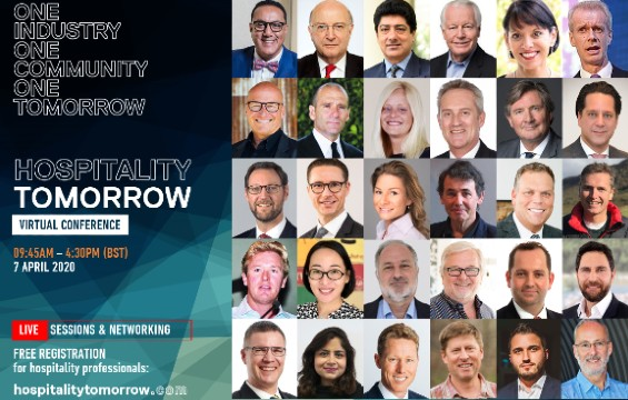 Hospitality Tomorrow: Virtual Conference