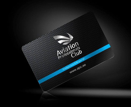 Aviation Professionals Club black card