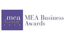 MEA Business Awards logo