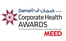 Daman Corporate Health & Wellness Awards logo