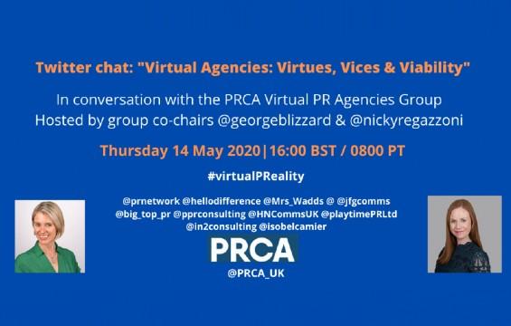 #VirtualPReality Participants